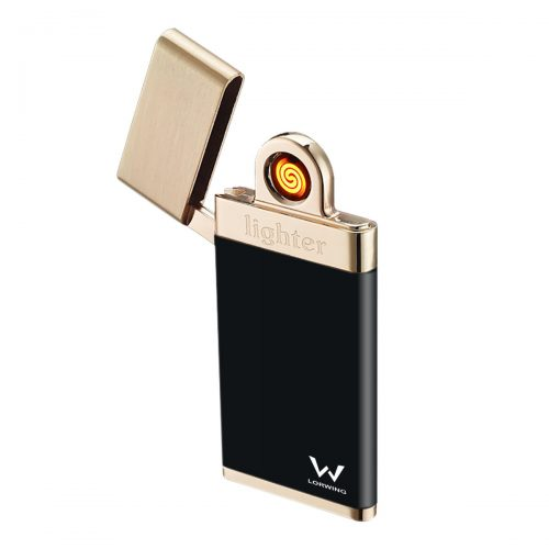 LORWING SlimElectric Lighter CG3 Black