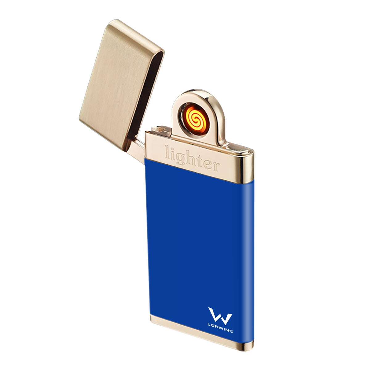 LORWING SlimElectric Lighter CG3 Blue